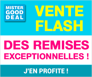 Vente flash Mr Good Deal