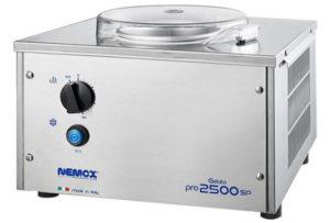 Nemox Gelato Pro 2400 SP Turbine à Glace Professionnelle