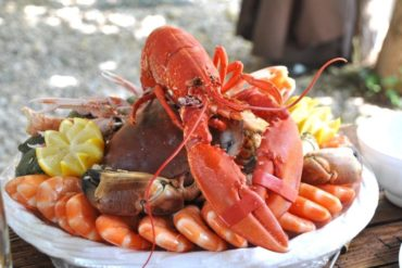 Comment faire un plateau de fruits de mer