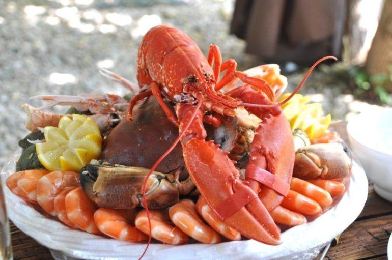 Comment faire un plateau de fruits de mer